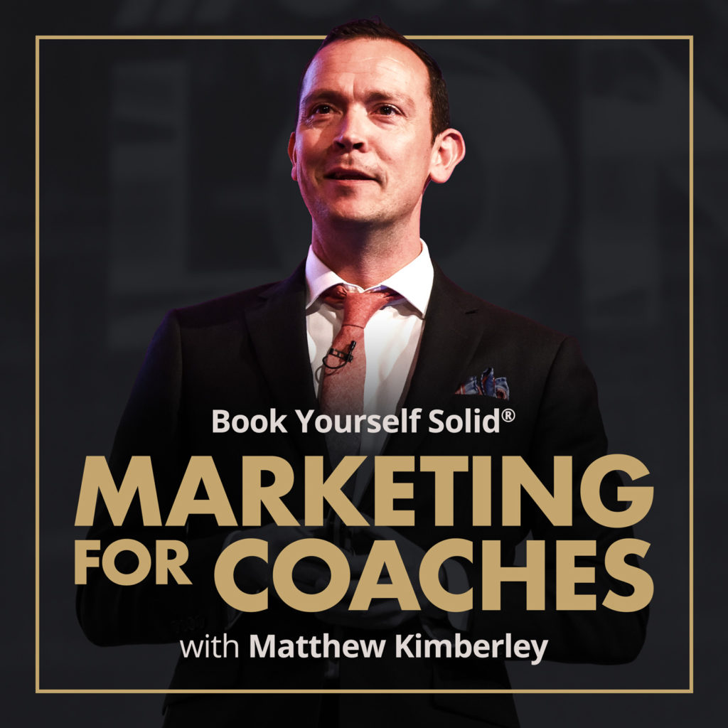 Marketing for Coaches with Matthew Kimberley