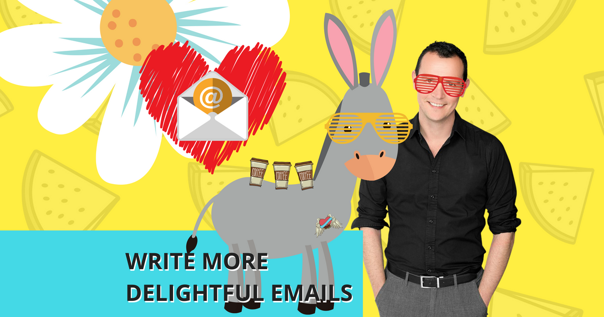 Find Out How To Write More Truly Delightful Emails